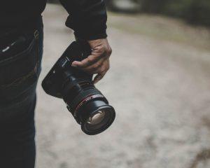 fotografie detektiv
