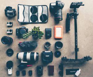 Fotografie Hochzeit Ausrüstung